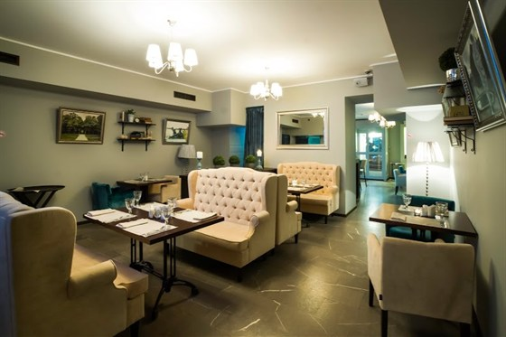 Ресторан Бенуа - фотография 13 - .