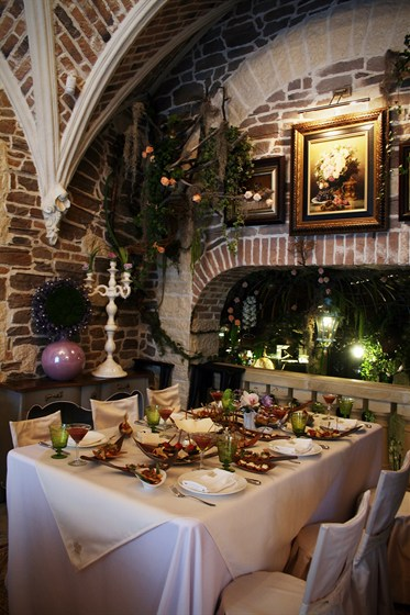 Ресторан Château de fleurs - фотография 7