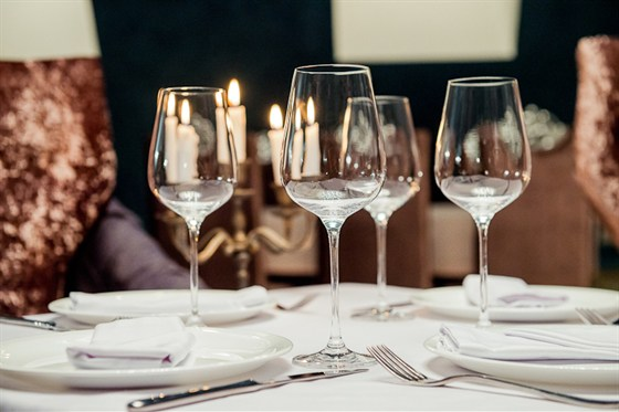 Ресторан Братья Третьяковы - фотография 4 - Зал для торжеств.