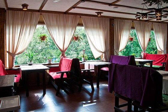 Ресторан Хамса - фотография 23