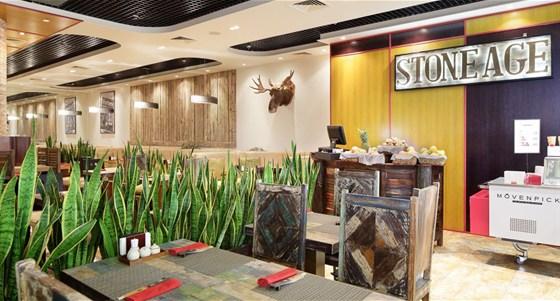 Ресторан Stone Age Café - фотография 4