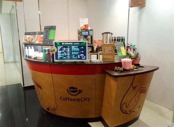 "Ресторан Coffee and the City - фотография 1 - Кофейня в ТЦ ""Лето"""