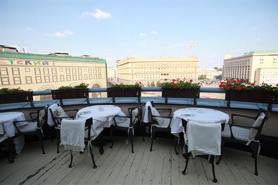 Ресторан Loft - фотография 8