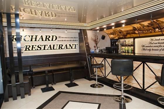 Ресторан Ричард - фотография 4 - Бар