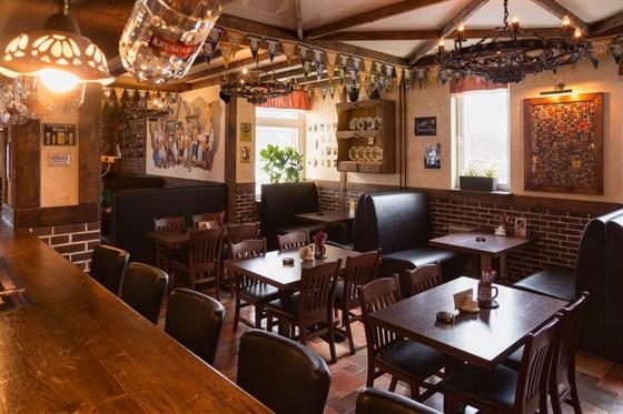 Ресторан Ганс и Марта - фотография 5 - Именинникам - скидка 15%!