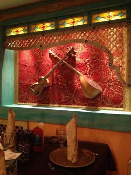 Ресторан Султанат - фотография 13