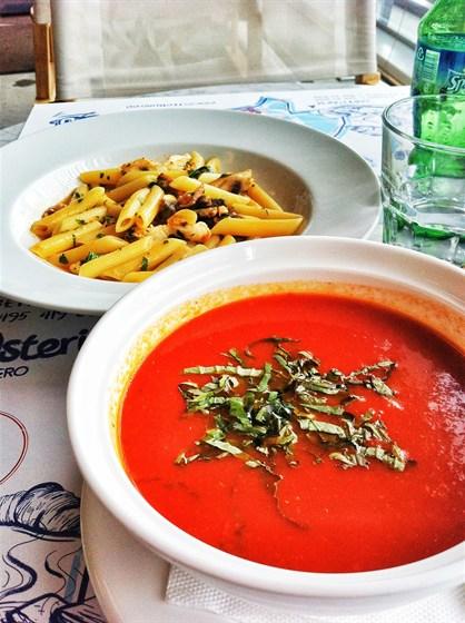 Ресторан Osteria numero Uno - фотография 3