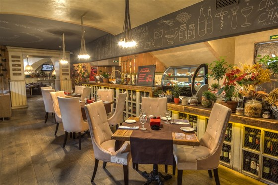 Ресторан Гастроном - фотография 1