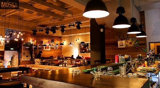 Ресторан Moska - фотография 1