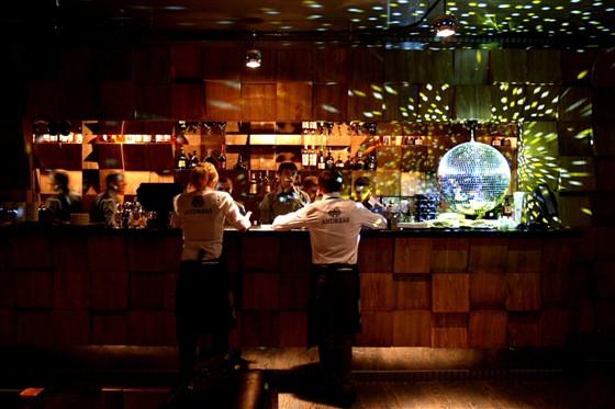 Ресторан Andreas - фотография 6 - Зал Караоке