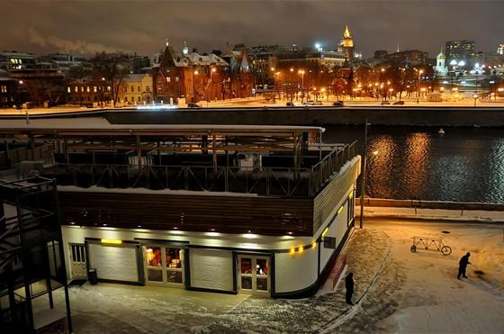 Ресторан Стрелка - фотография 8