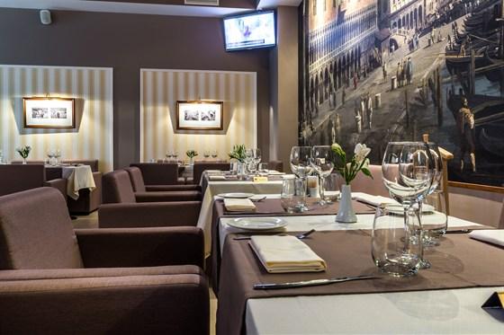Ресторан Де Марко - фотография 8 - Де марко на Пушечной