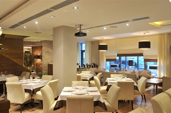 Ресторан Aromi la bottega - фотография 24