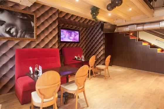Ресторан Nebar - фотография 15
