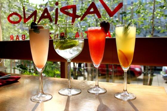 Ресторан Vapiano - фотография 2 - Летние коктейли ресторана