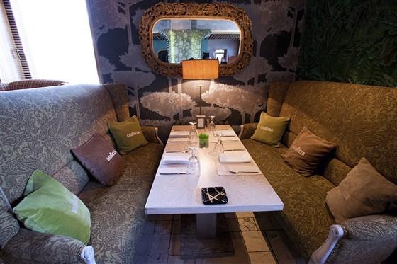 Ресторан Мята - фотография 12