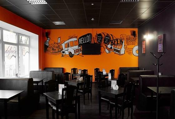 Ресторан Голодная пиранья - фотография 1