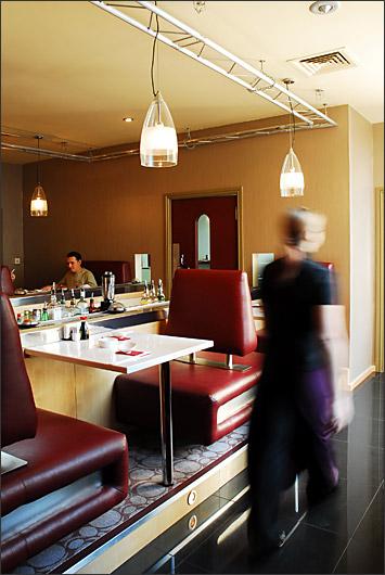 Ресторан Фабрика суши - фотография 6