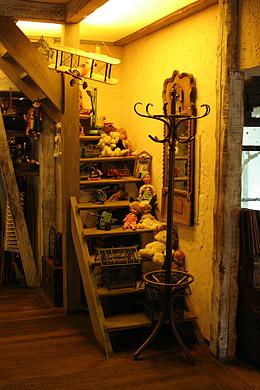 Ресторан Старый чердак - фотография 9