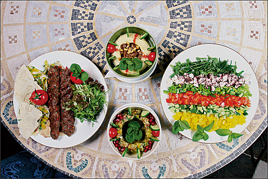Ресторан Фоссиль - фотография 9