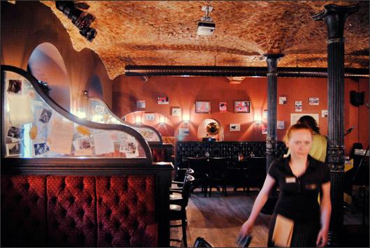 Ресторан Hemingway - фотография 4