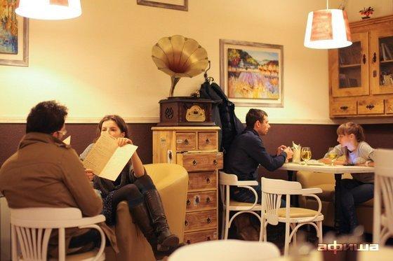 Ресторан Mon petit café - фотография 1