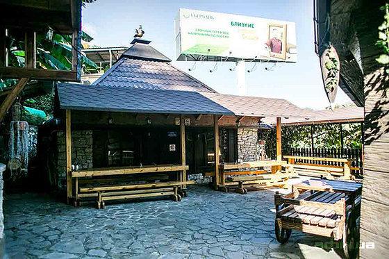 Ресторан Амшенский двор - фотография 1
