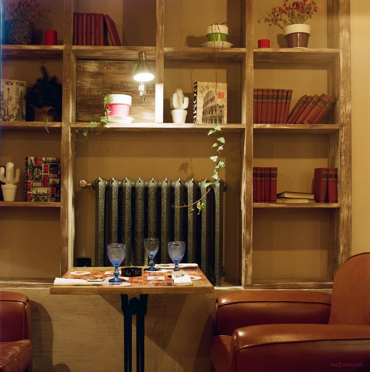 Ресторан Freeman's - фотография 22