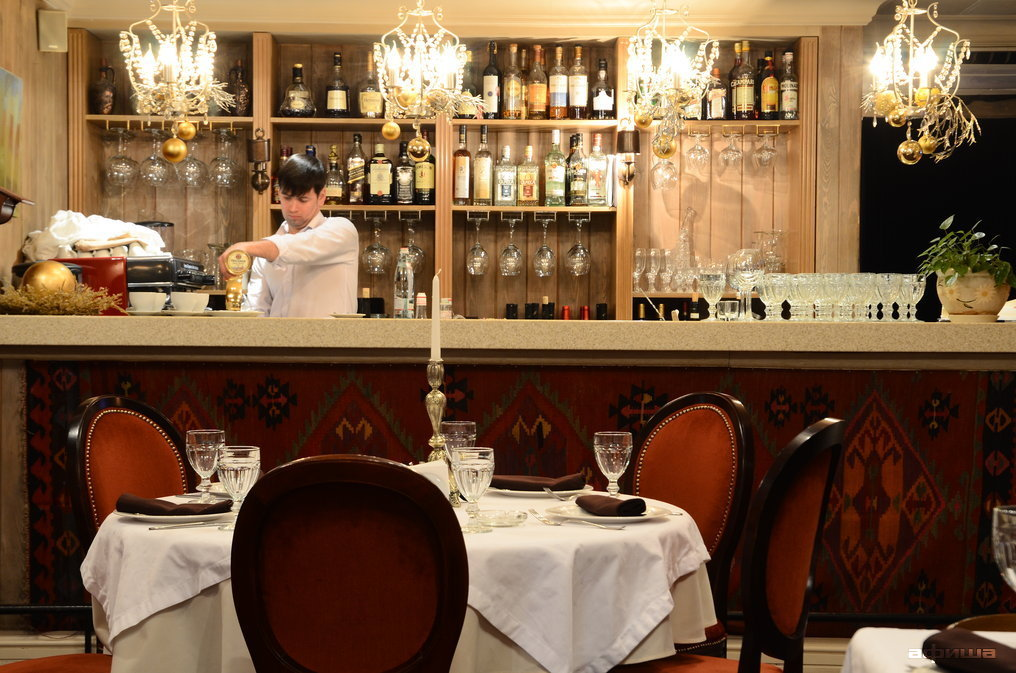 Ресторан Сахли - фотография 2