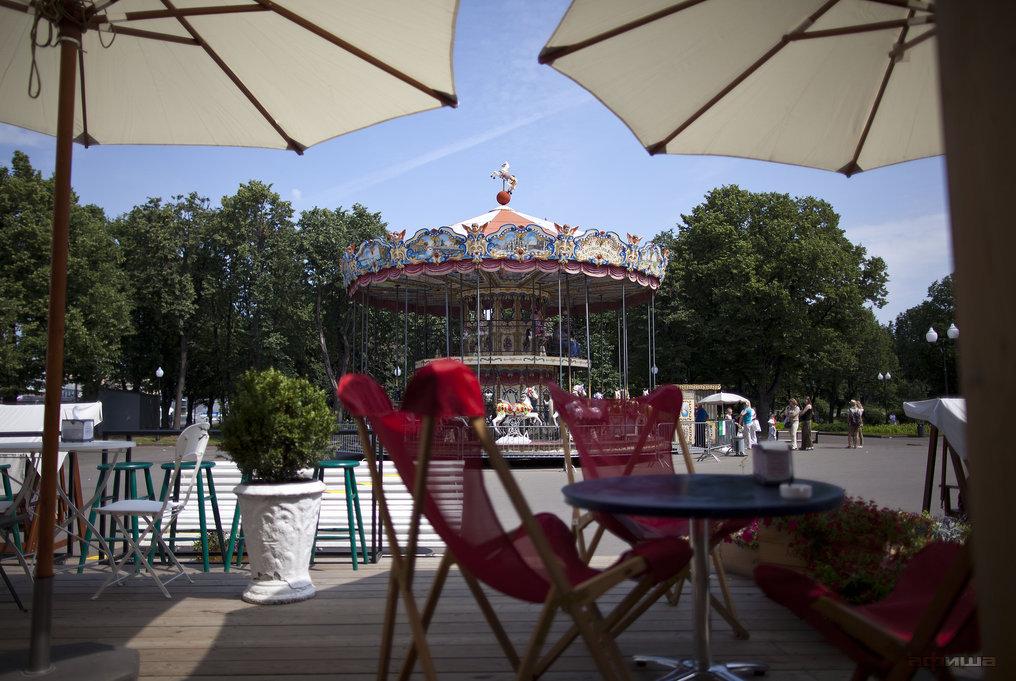 Ресторан Osteria nel Parco - фотография 8