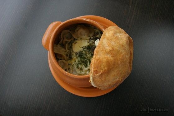 Ресторан Большая кастрюля - фотография 4