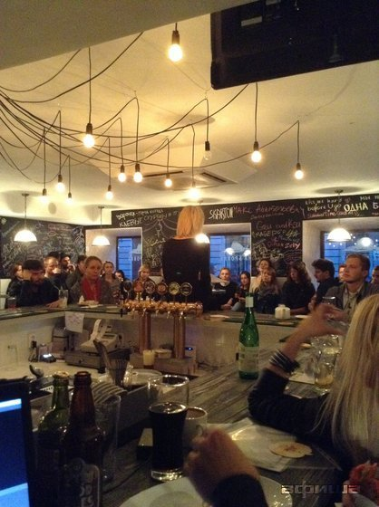 Ресторан На бровях - фотография 9