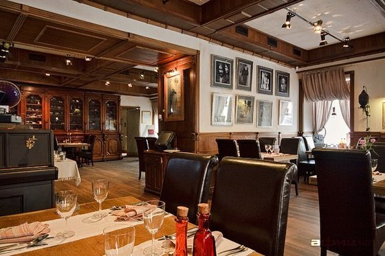 Ресторан Cabinet-Portrait - фотография 12