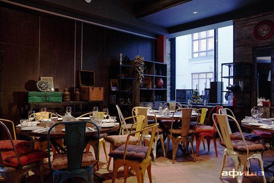 Ресторан Прожектор - фотография 17