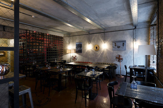 Ресторан Винный шкаф - фотография 6