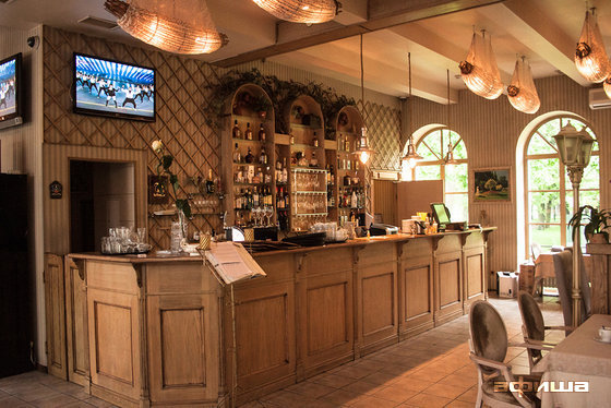 Ресторан Парк Джузеппе - фотография 16