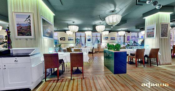 Ресторан Fish House - фотография 12