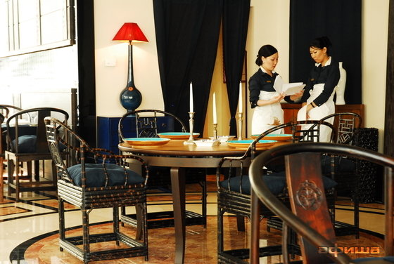 Ресторан Ginkgo - фотография 9