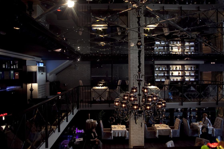 Ресторан Kalina Café - фотография 11