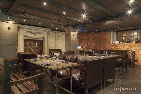 Ресторан Никуда не едем - фотография 21