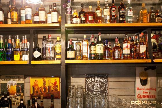 Ресторан Lumberjack Bar - фотография 10