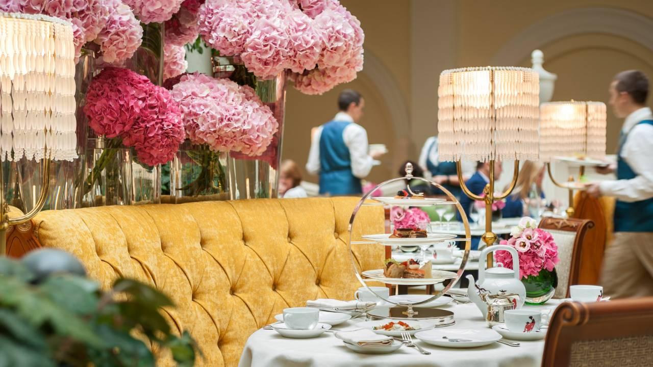 Ресторан Чайная гостиная - фотография 1