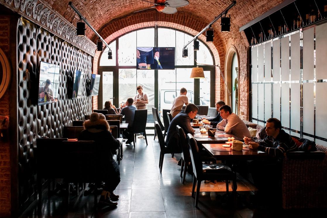 Ресторан Лига пап - фотография 4