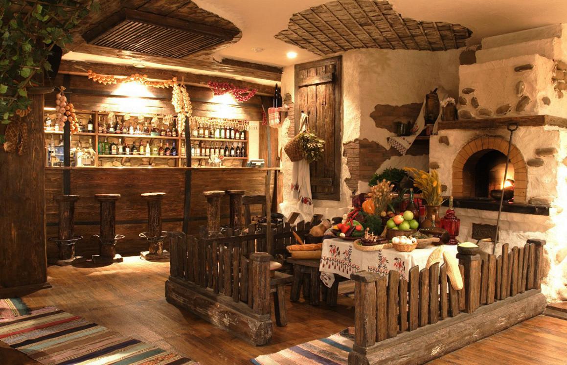 Ресторан Малиновка - фотография 8
