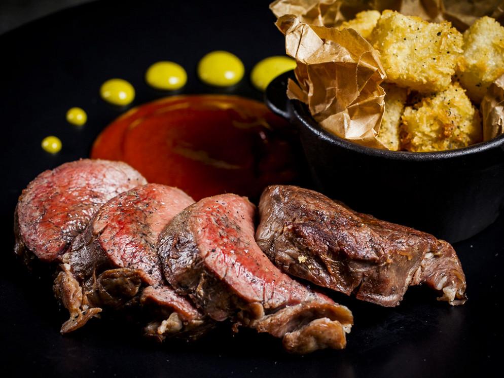 Ресторан Фаренгейт - фотография 4