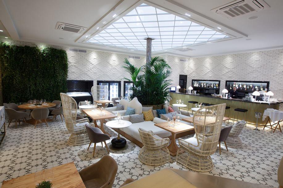 Ресторан Oxus - фотография 1