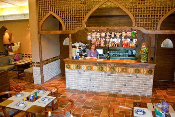 Ресторан Павлин-мавлин - фотография 13