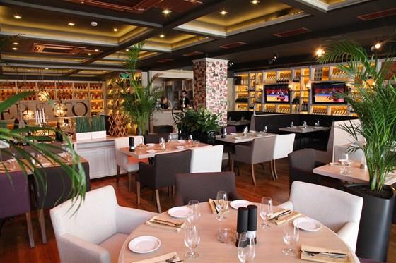Ресторан Черетто - фотография 18