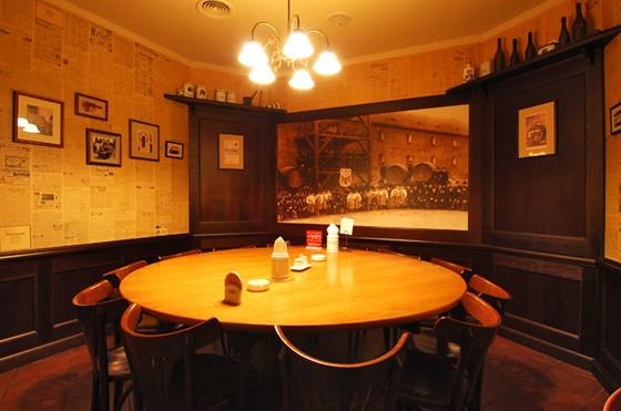 Ресторан Пилзнер - фотография 8 - Пилзнер на Полянке