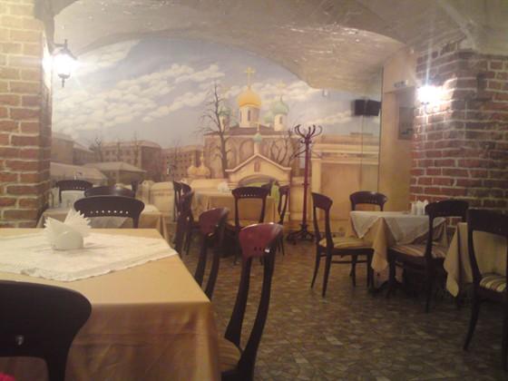 Ресторан Пироговая лавка - фотография 14 - В одном из залов